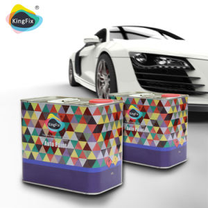 Kingfix Brand Cost Saving Auto Mobile Varnish for Auto Industry pictures & photos