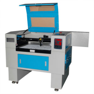 6040CO2 Mini CNC Laser Engraving Machine Prive with CE pictures & photos