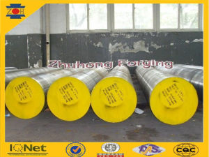 Forged Steel Round Bars Steel Solid Round Bar 20mncr5 Alloy Steel Bar Made in China pictures & photos