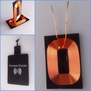 Qi Charger Inductive Small Capacitance Wireless Charging Receiver Coil pictures & photos
