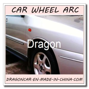 Universal Fit Car Wheel Eyebrow Chrome Trim Guard pictures & photos