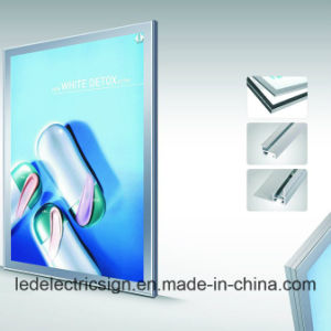 Aluminum Frame LED Light Box for Advertising Sign pictures & photos