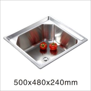 Kitchen Stainless Sink (5048yq) pictures & photos