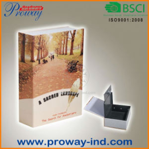 High Security Four Color Printing Book Safe Box pictures & photos