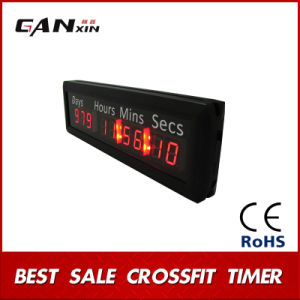 [Ganxin]7segment Digital Countdown Timer LED Timer with Memory pictures & photos