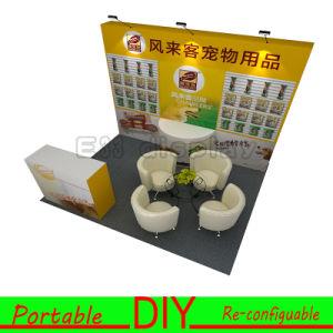 Aluminum DIY System Versatile &Portable Exhibition Booth pictures & photos