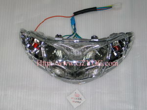 Motorcycle Parts Motorcycle Head Light, Head Lamp Assy for Honda Smash110 pictures & photos