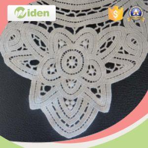 Neck Design 100 % Cotton Neck Lace for Woman Garment pictures & photos
