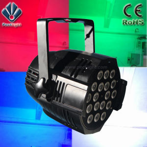 High-Brightness RGBW4in1 Stage LED PAR Can Light pictures & photos