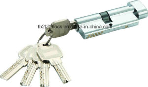 High Security Double Pins Computer Key Cylinder (C3370-141 CP-291 CP) pictures & photos