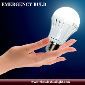 9W E27 B22 Rechargeable Emergency LED Bulb