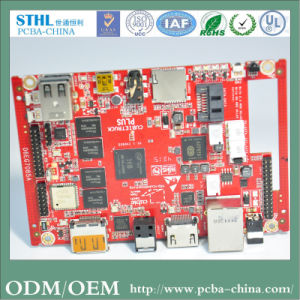 Shenzhen Electronic LED STB PCB Assembly Manufactory pictures & photos