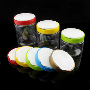 Plastic Galatine Packaging Storage Bottle (BR-HP-034) pictures & photos