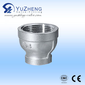 Female Thread Reducer Stainless Steel Pipe Fittings pictures & photos
