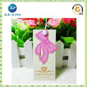 Wholesales Custom Design Paper Door Hang Tagg (JP-HT033) pictures & photos