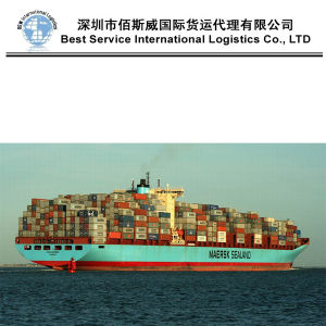 International Container /Shipping Forwarder / Custom Clearance (FCL 20′′40′′) pictures & photos