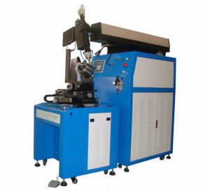 Automatic YAG Metal Laser Welding Machine pictures & photos