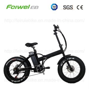 Popular Electric Folding Fat-Bike (TDN01Z-C1) pictures & photos