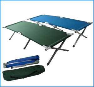 Good Quality Cheap Military Folding Portable Camping Bed for Sp-170 pictures & photos
