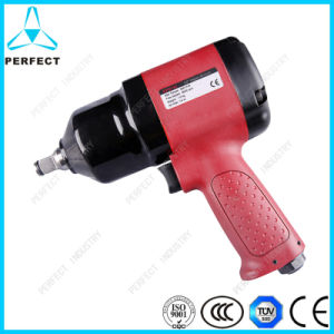Compressed Air Composite Twin Hammer pneumatic Impact Wrench pictures & photos