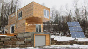 Low Cost Modern Prefabricated/Prefab House/Villa for Holidays Llife pictures & photos