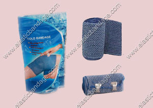Ice Cool Elastic Bandage for Sport Injury pictures & photos