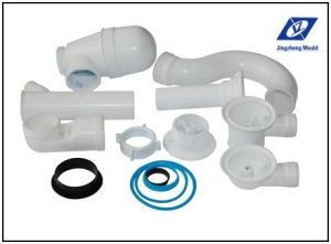 PP Sanitary Fittings Injection Mould pictures & photos