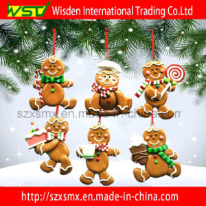 Christmas Gingerbread Decoration Ornament for Christmas Tree