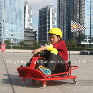 High Quality Kid Pedal Electric Scooter (CK-01) pictures & photos