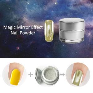 Ibn Magic Mirror Effect Nail Powder, Chrome Mirror Nail Powder pictures & photos