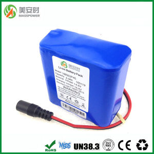 Best Service 14.8V 4.4ah OEM Lithium Battery pictures & photos