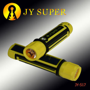 Jy Super Rechargeable LED Torch (JY-517)