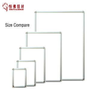 Plastic Picture Frame Aluminum Photo Frame pictures & photos