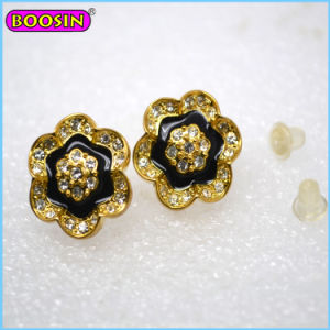 Wholesale High Quality Sun Flower Earring pictures & photos