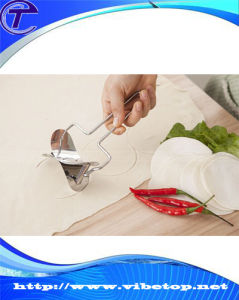 Stainless Steel Hand Dumpling Skin Practical Tool pictures & photos