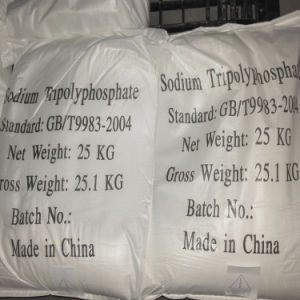 STPP Food/Tech Grade- Sodium Tripolyphosphate Food Ingredient - Ceramic/Detergent Raw Material pictures & photos