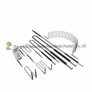 China Manufacturer Various Diameter of Wjl Shape Mosi2 Heater Rod pictures & photos
