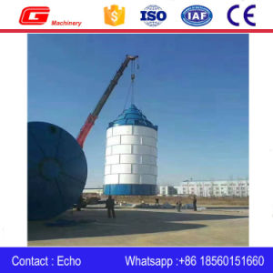 100t Small Bolted Cement Storage Tank for Sale pictures & photos