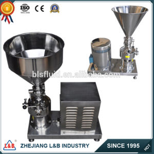 Stainles Steel Sanitary Powder Liquid Mixer pictures & photos