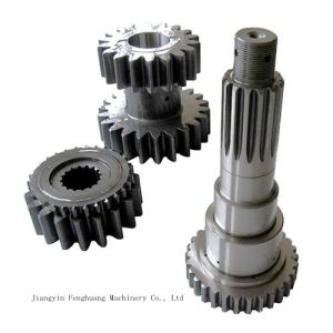 Zinc Alloy Gear Wheel Forging pictures & photos