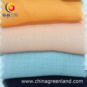 100%Polyester Chiffon Dying Fabric for Garment Textile (GLLML068) pictures & photos