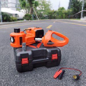 3.5ton 12 Volt Electric Car Lifting Jack Iron Hydraulic Jack pictures & photos