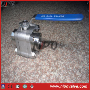 High Pressure Female Thread Ball Valve pictures & photos