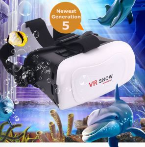 2016 Vr 3D Glasses Vertual Reality Google Cardboard Vr Box 3D Imax Cinema for Smart Phone