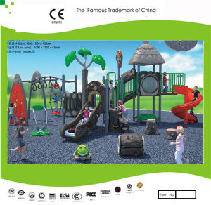 Kaiqi Medium Sized Forest Themed Children′s Climbing Playground Equipment (KQ30015A) pictures & photos