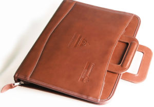 Imported Brown Leather Briefcase pictures & photos