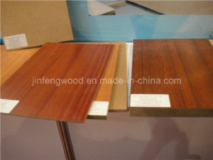 Furniture Grade Export Packing 100% Poplar 1220*2440mm Smooth/Matt/Embossed Melamine MDF pictures & photos