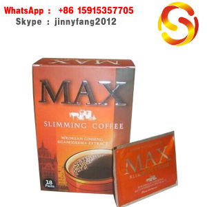 Max Slimming Coffee, Korean Ginseng & Ganoderma Extract pictures & photos