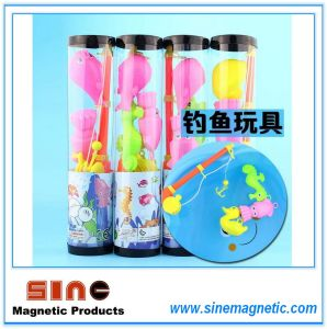 2016 Newest Early Educational Barrelled Magnetic Fishing Toy pictures & photos
