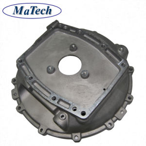 Foundry Sand Casting Heavy Machinery Parts Clutch Cover pictures & photos